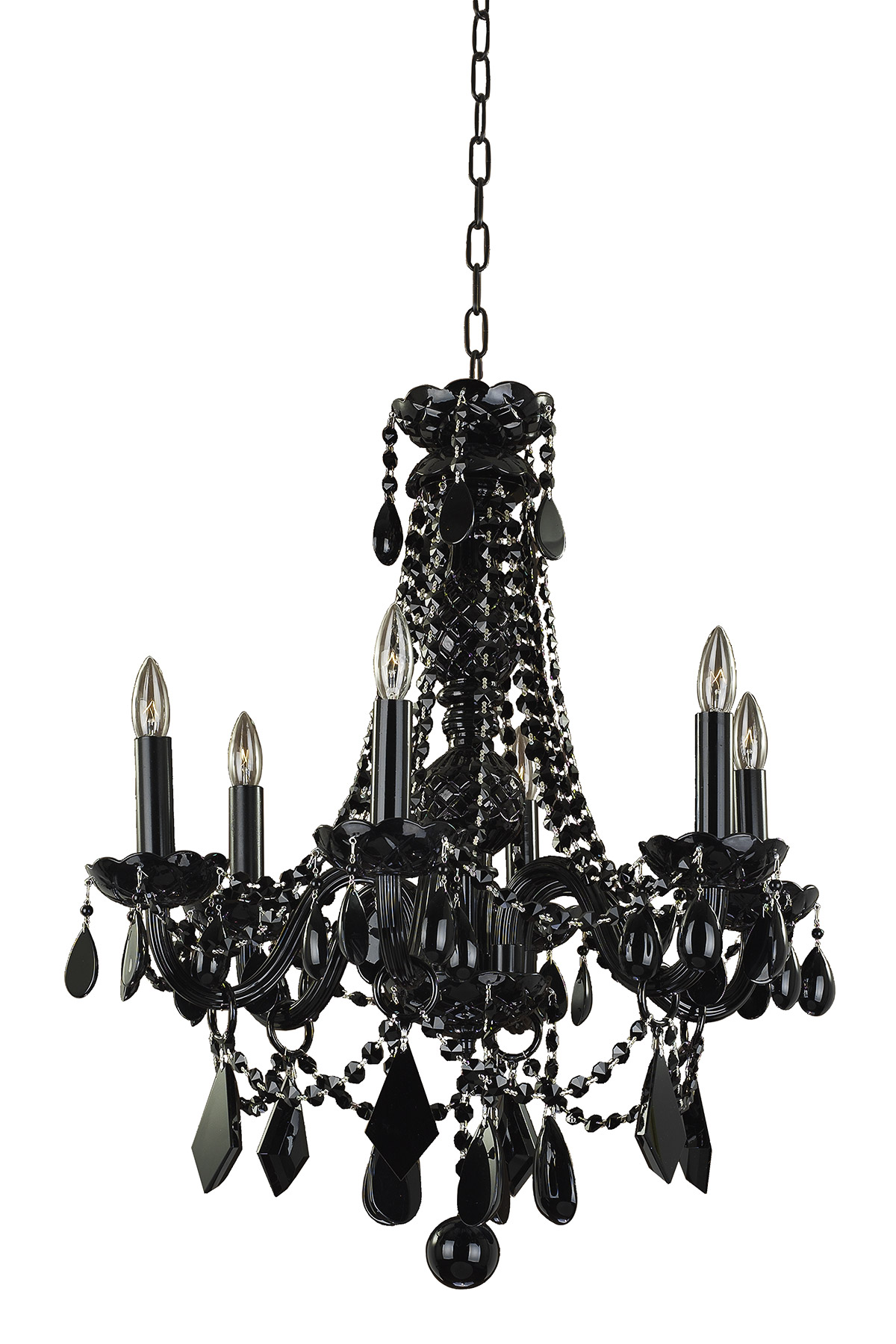 No Light Chandelier - Musethecollective