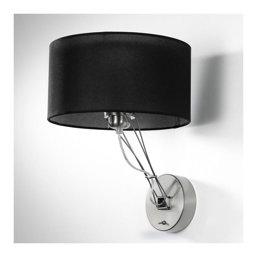 Nautical Wall Sconce With On Or Off Switch : Lizzy Wall Sconce W / On Off Switch by Lightology Collection LC-510-07/516-01