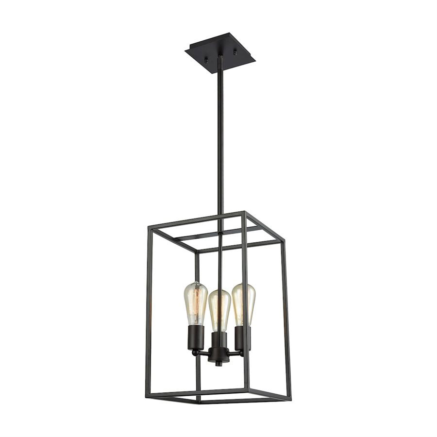 Square Chandelier By Thomas Lighting