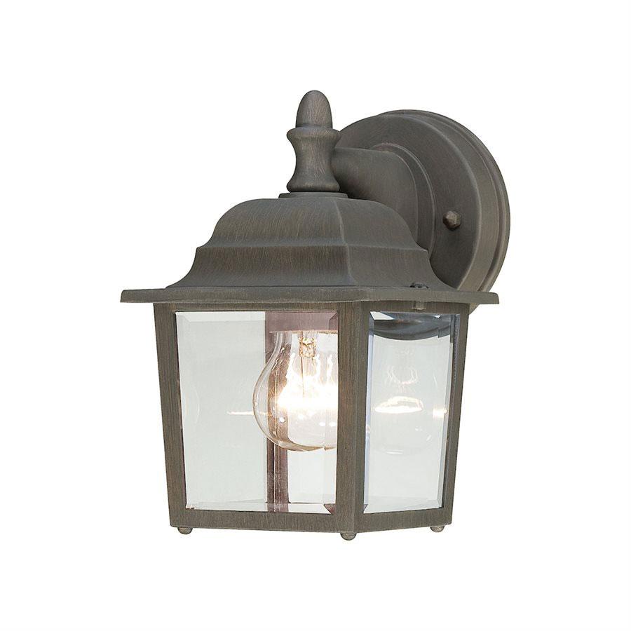 Hawthorne Bronze Outdoor Wall Light By Thomas Lighting Sl942263