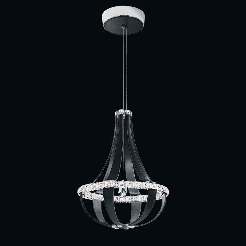 Crystal empire 21 inch led chandelier by swarovski sce110 lb1 aloadofball Image collections