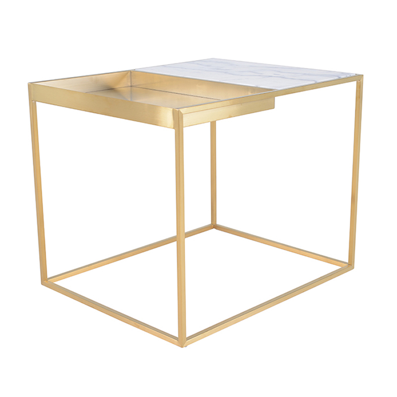 Exceptionnel Corbett Side Table By Nuevo Living