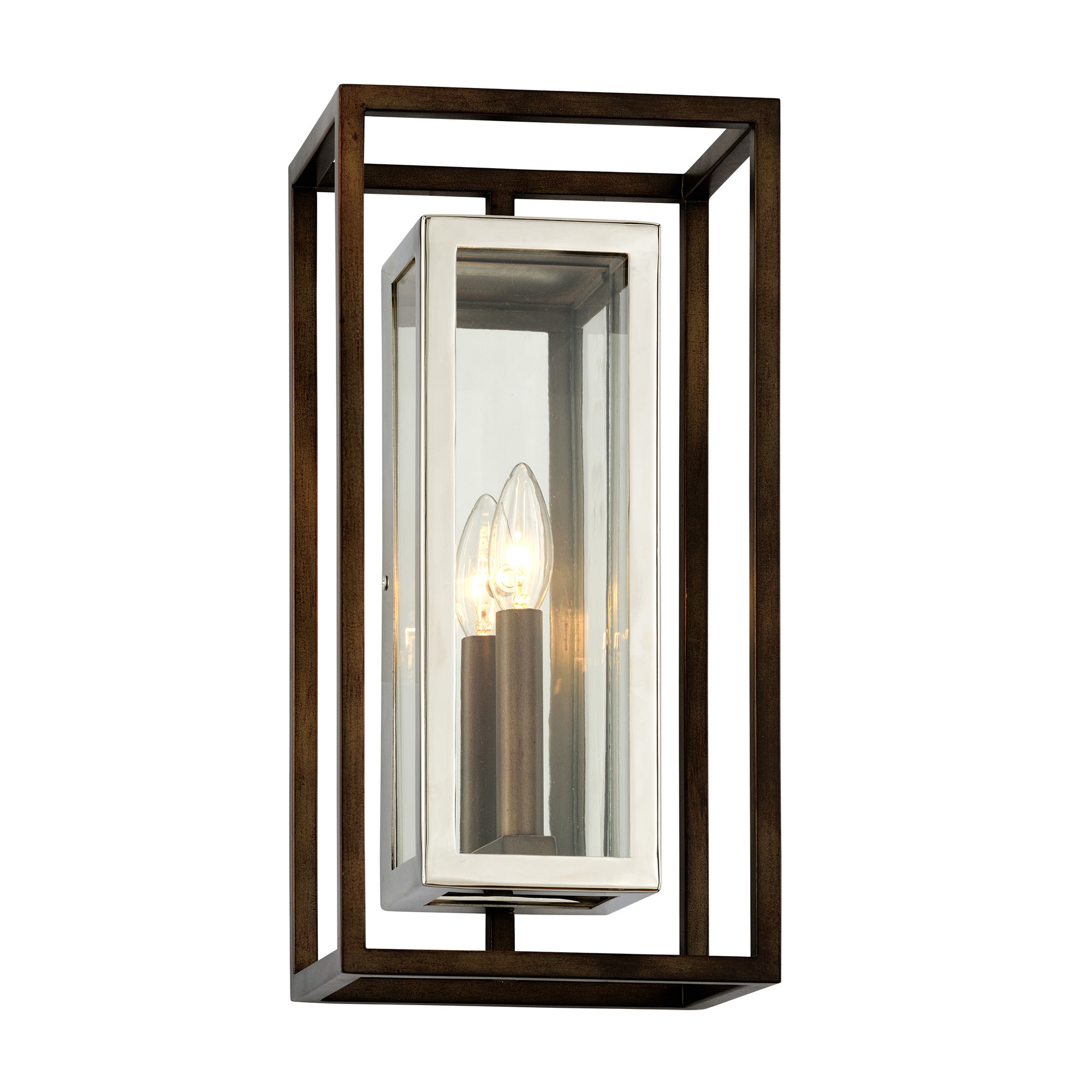 outdoor cage light white morgan outdoor cage wall light by troy lighting b6512