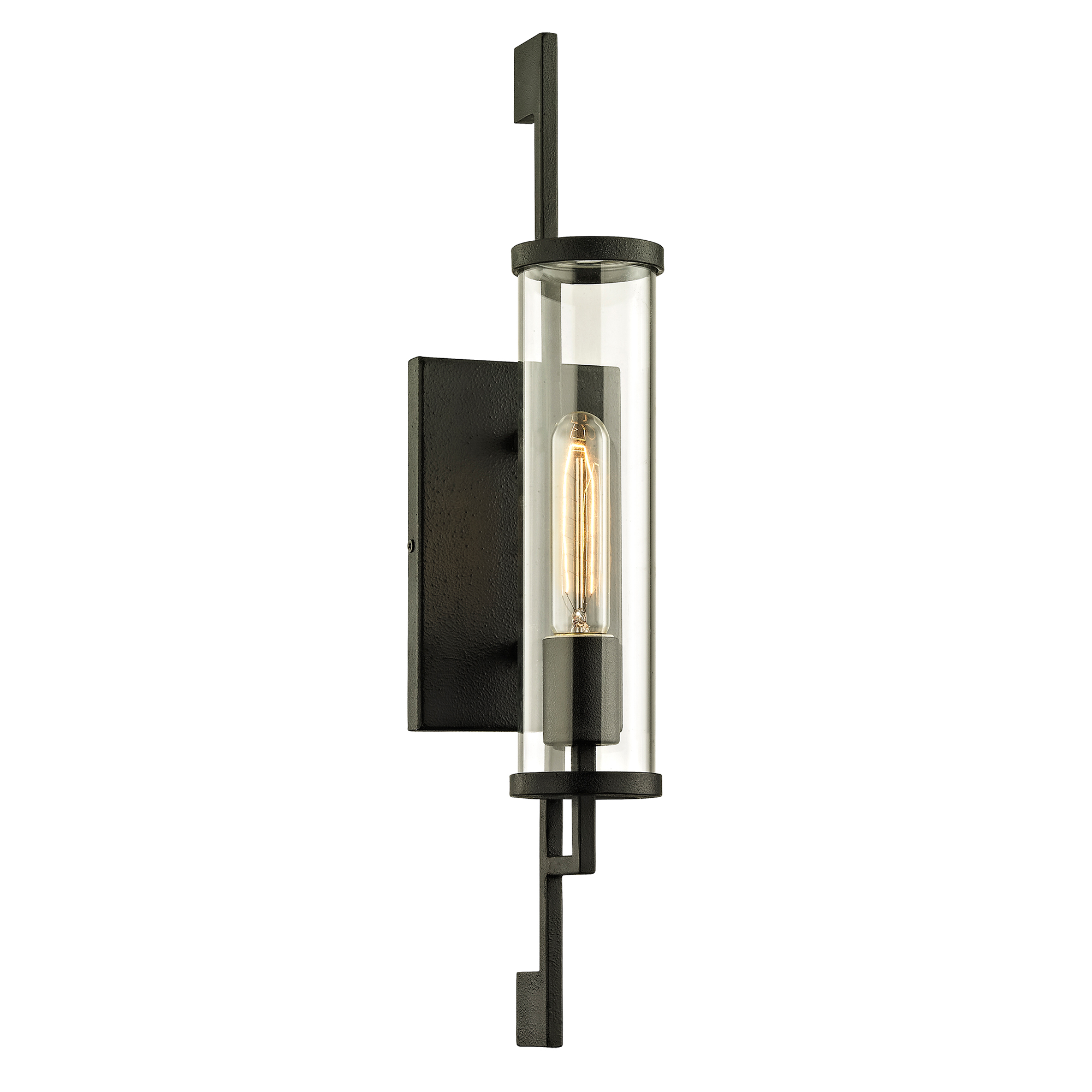 Troy Outdoor Lighting Fixtures Park slope outdoor wall light by troy lighting b6461 workwithnaturefo