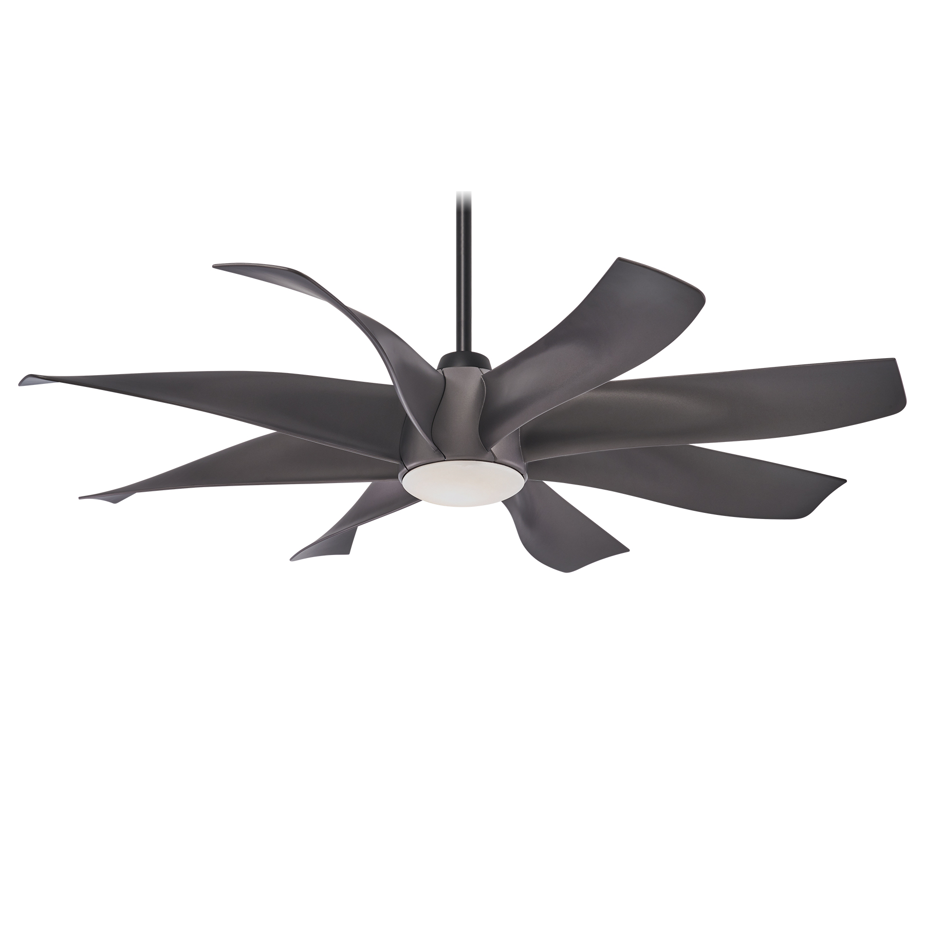 Dream star ceiling fan with light by minka aire f788l gs dream star ceiling fan with light by minka aire aloadofball Images