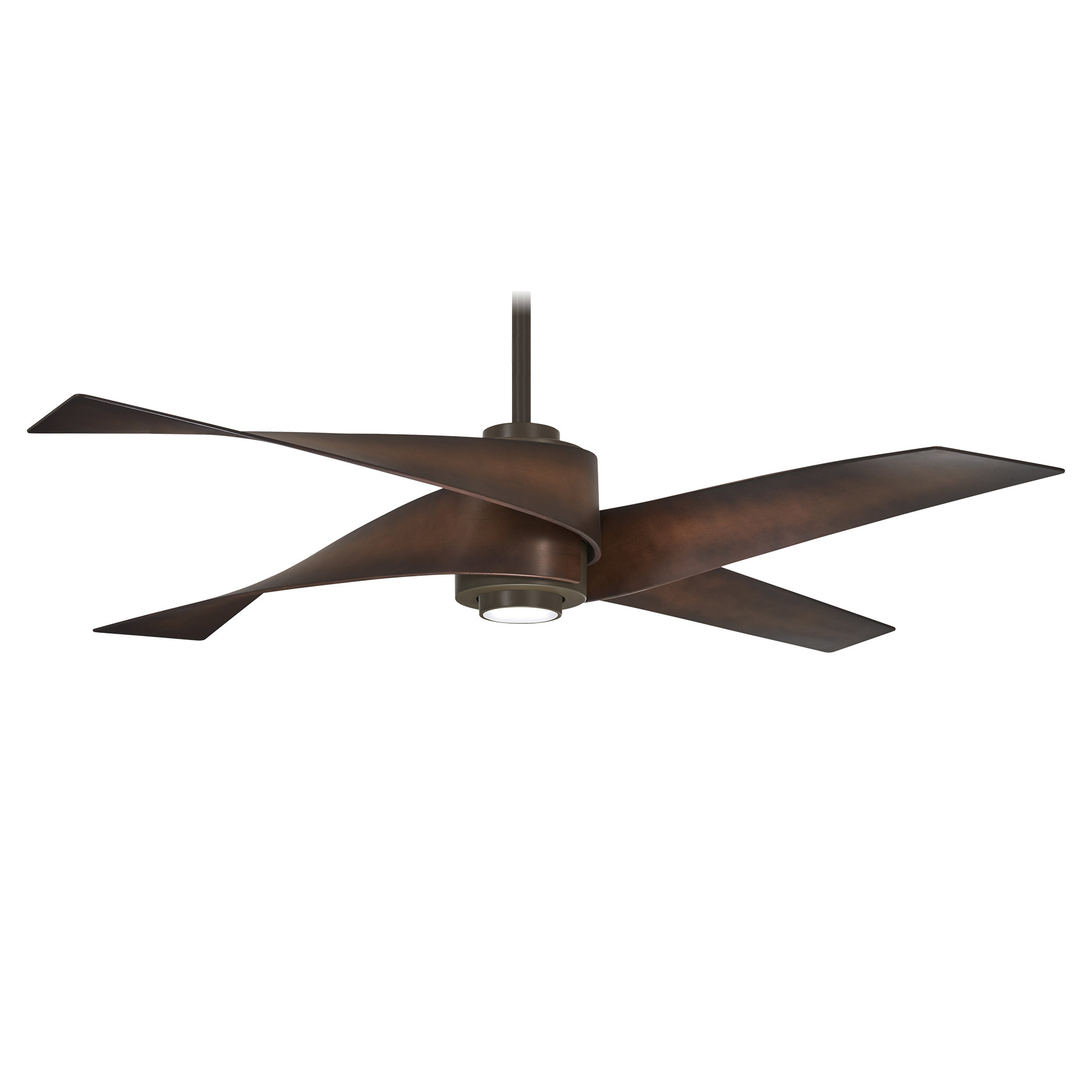 Artemis IV Ceiling Fan with Light by Minka Aire | F903L-ORB