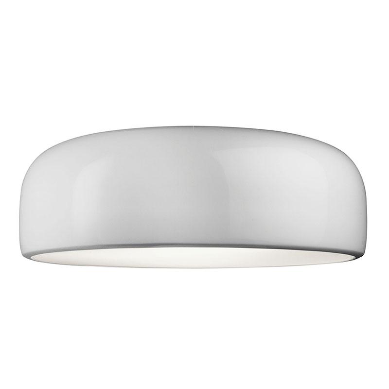 Smithfield c ceiling flush mount halogen by flos lighting fu136209 mozeypictures Images