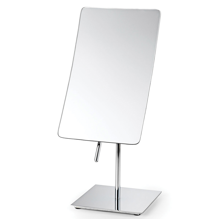 with countertop size lighted led light magnifying mirror full of conair countertops pixball chrome new vanity beautiful