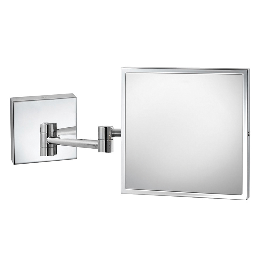 Grace Wall Mounted Makeup Mirror By Electric Emhl8800 Bn
