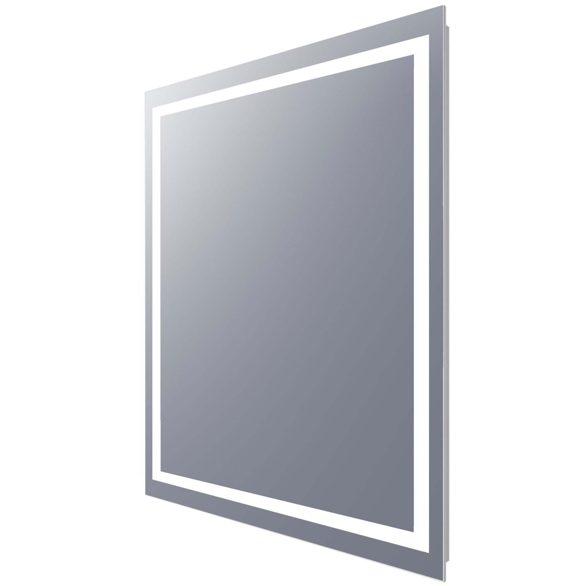 Integrity Rectangle Lighted Mirror by Electric Mirror   INT-3642