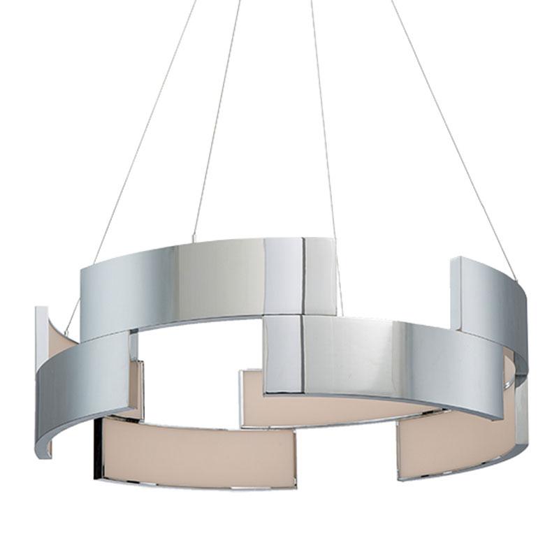 Trap Pendant By Wac Lighting Pd 95820 Ch