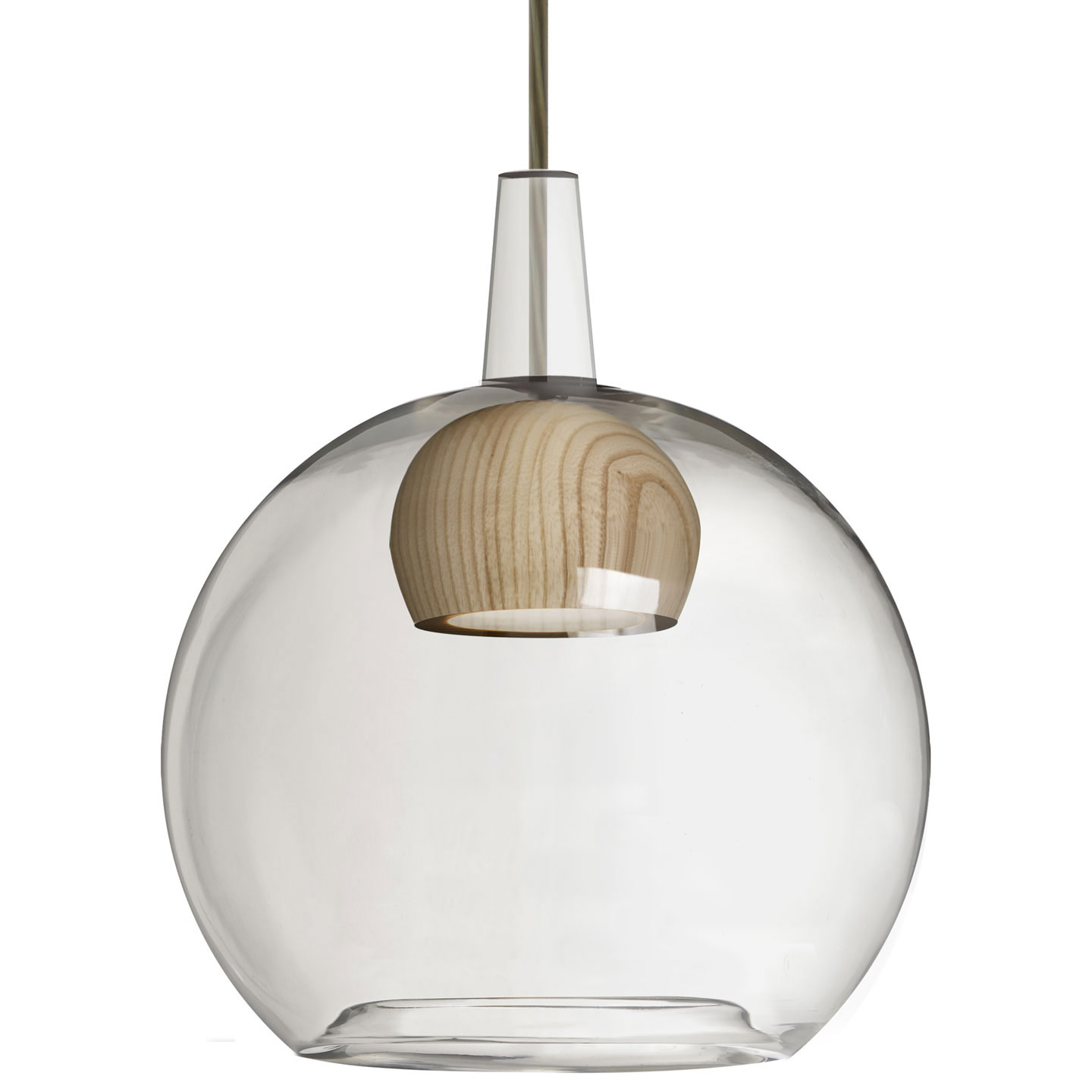 Benji Mini Pendant By Besa Lighting