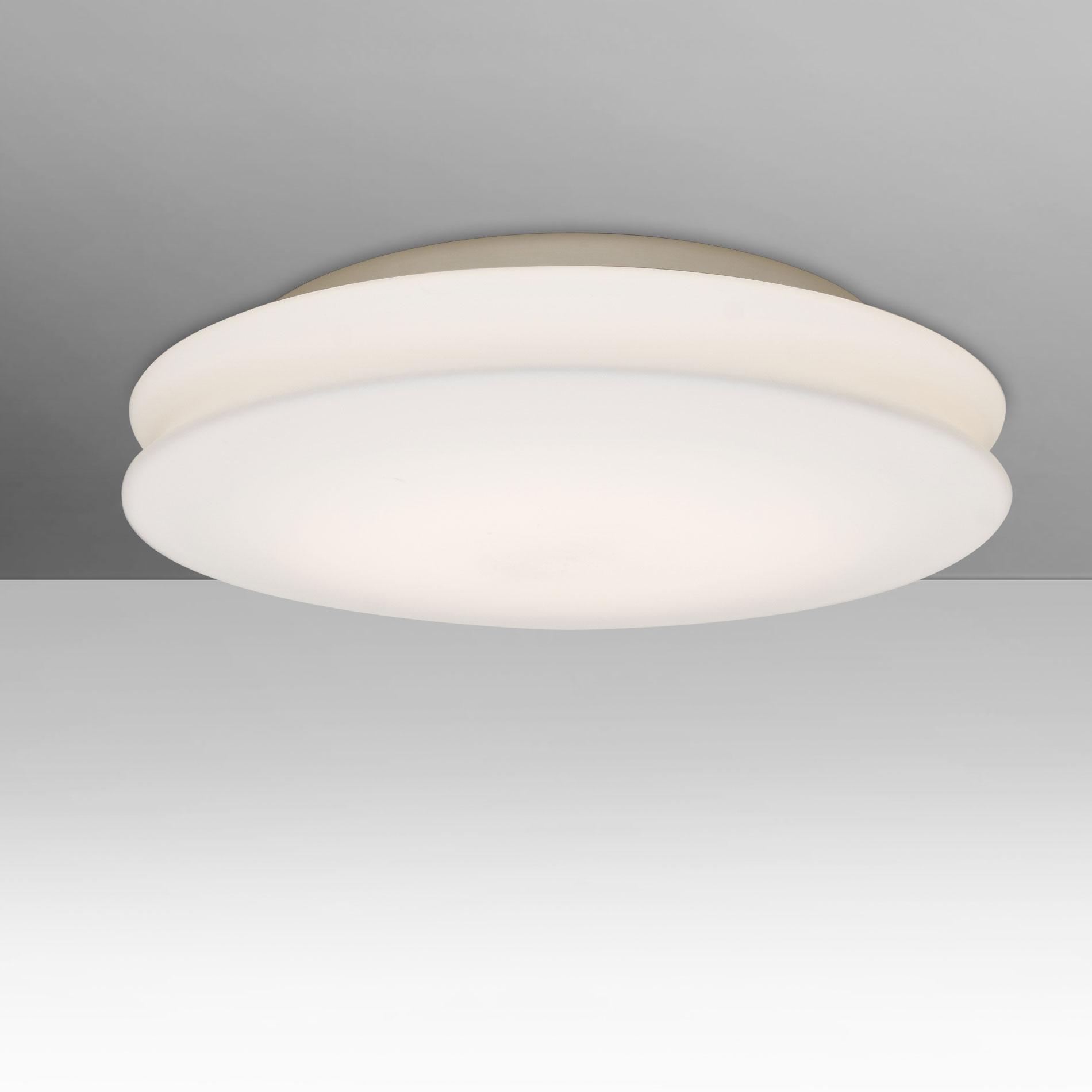 Aura Flush Mount Ceiling Light By Besa Lighting Aura1207c Led