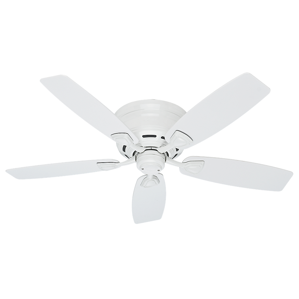 sea wind low profile outdoor ceiling fan by hunter fan 53119 rh lightology com low profile flush mount outdoor ceiling fans low profile flush mount outdoor ceiling fans