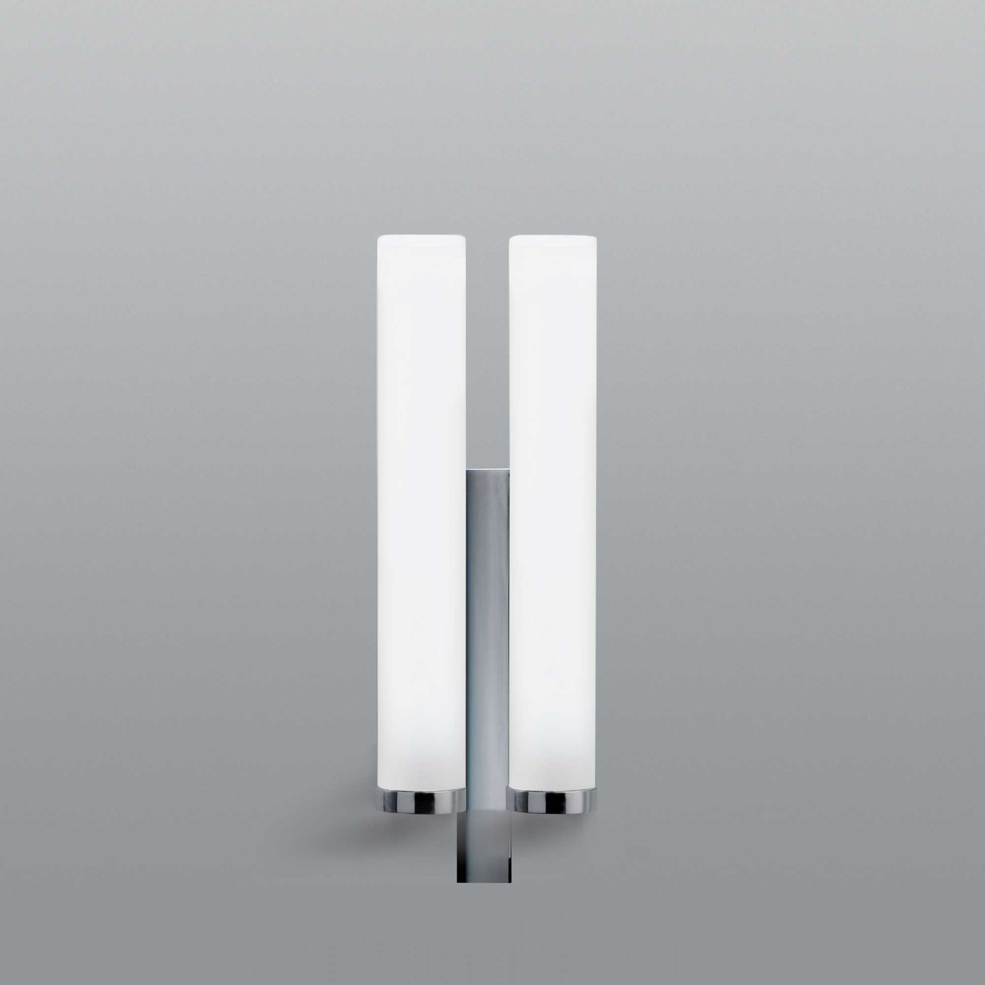Led Wall Light Strips : Stick 65 CFL IP44 Twin Wall Sconce by AI Lati Lights LL9537