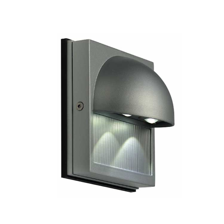 Outdoor Wall Sconce Led Light : Dacu LED Outdoor Wall Sconce by SLV Lighting 8152041U