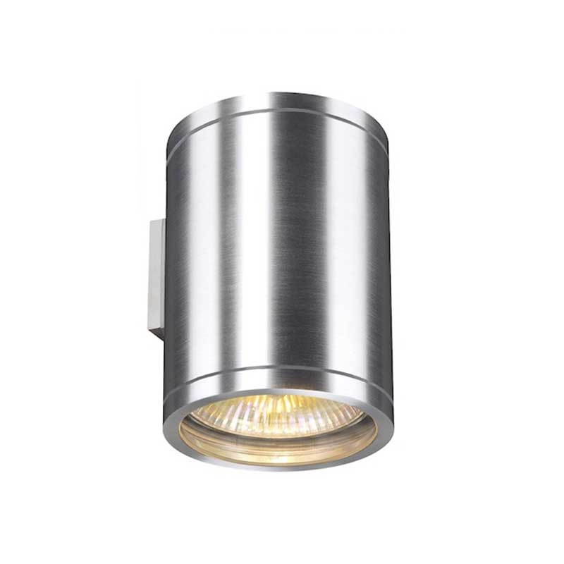 Rox up down outdoor wall sconce by slv lighting 3229776u for Exterior up down wall light