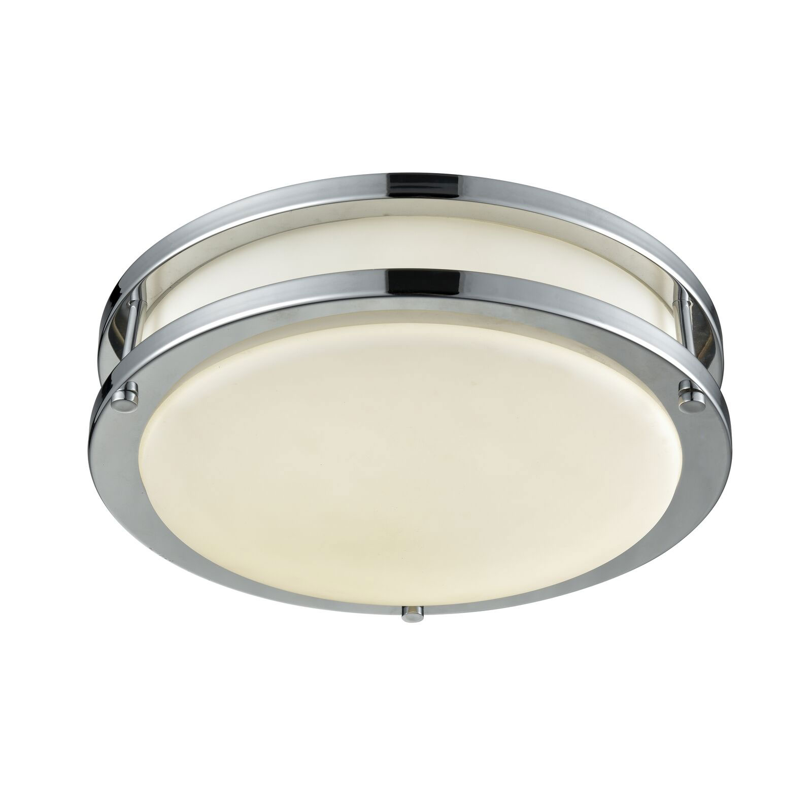 Flanders flush mount ceiling wall light by dvi lighting dvp25032ch