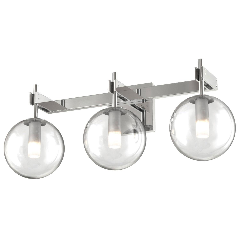 Courcelette Bathroom Vanity Light By Dvi Lighting Dvp27043ch Cl