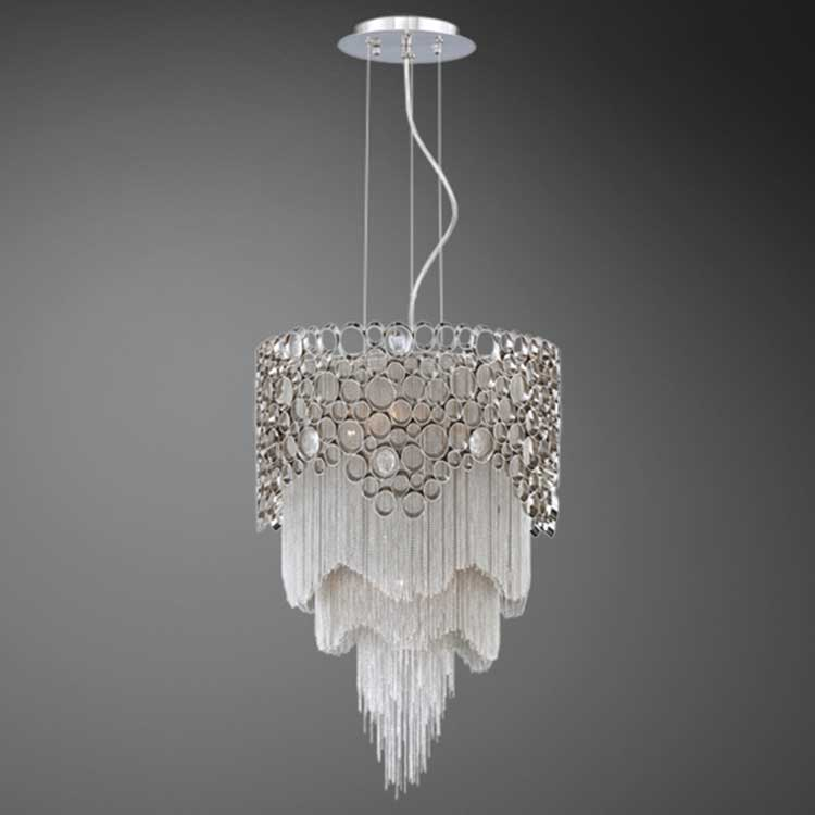 Cameo 4 Light Chandelier By Eurofase 22795 014