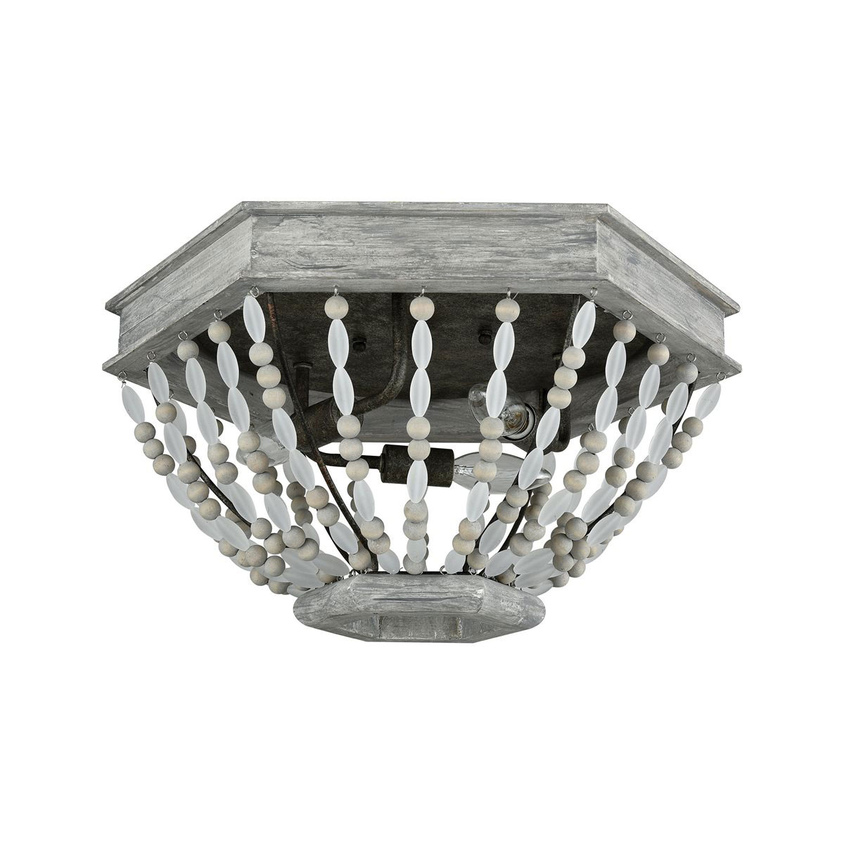 Summerton Flush Mount Ceiling Light By Elk Lighting 33191 3