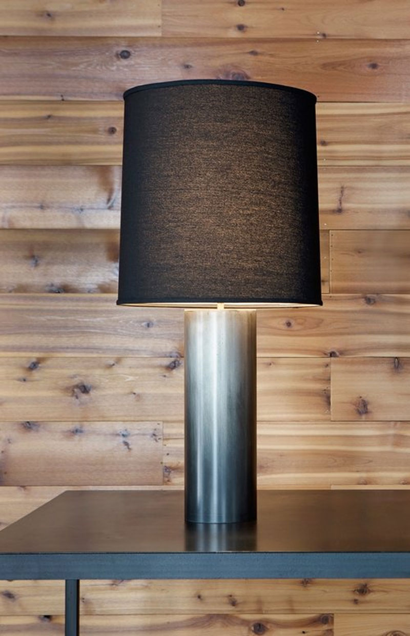 Jack table lamp by john beck steel