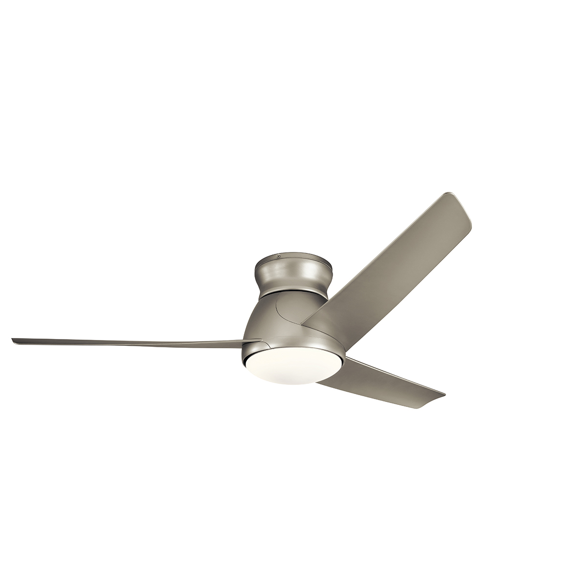 Eris Hugger Indoor Outdoor Ceiling Fan With Light By Kichler