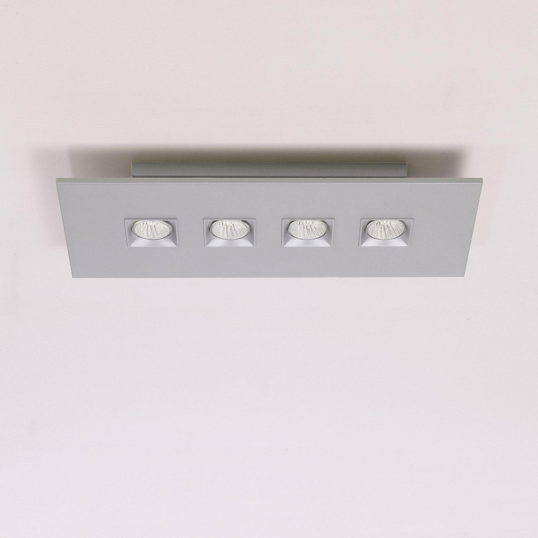 light rectangular ceiling flush mount by lightology collection  - polifemo  light rectangular ceiling flush mount by lightology collection lc