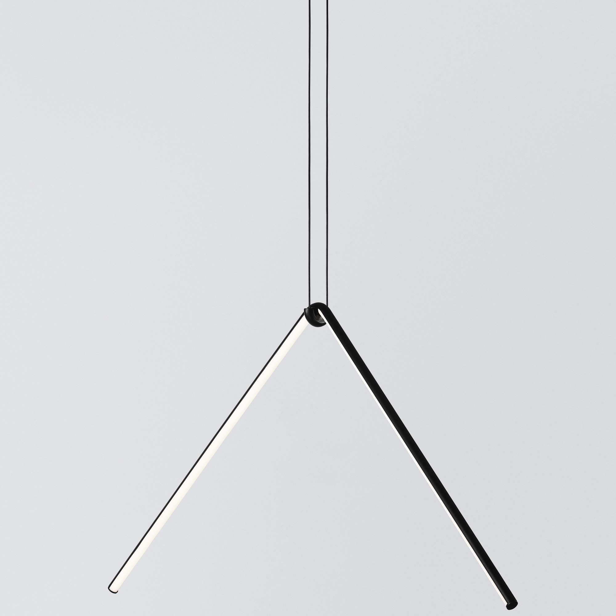 Arrangements Broken Line Pendant By Flos Lighting Lc Arrnge Bkln