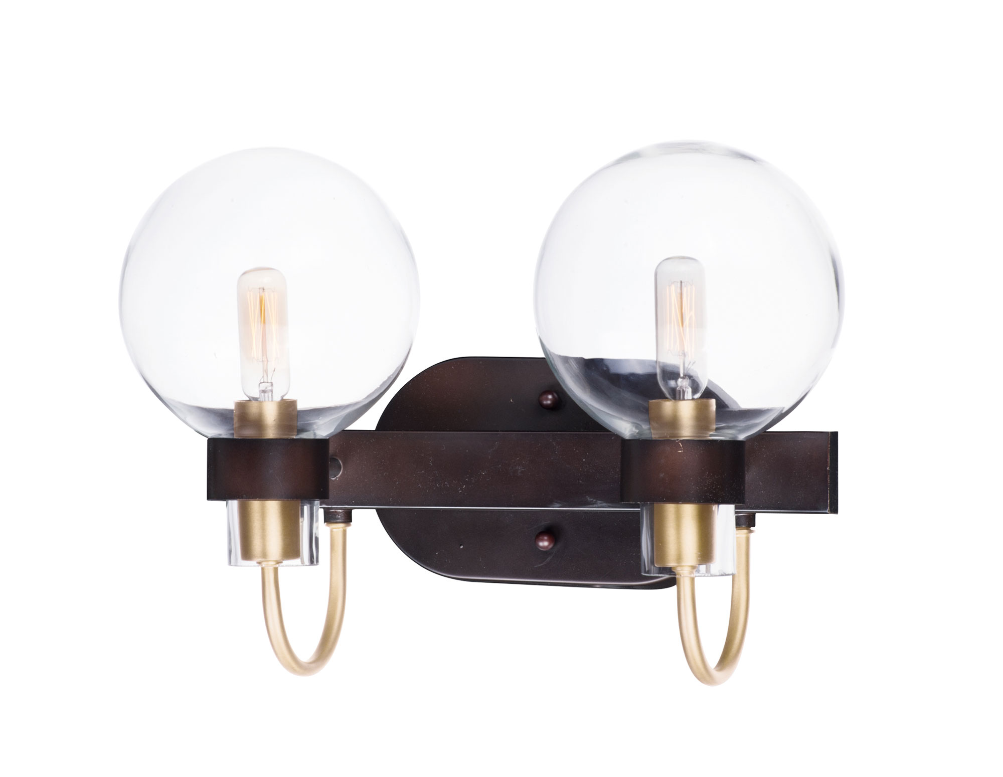 Bauhaus Bathroom Vanity Light By Maxim