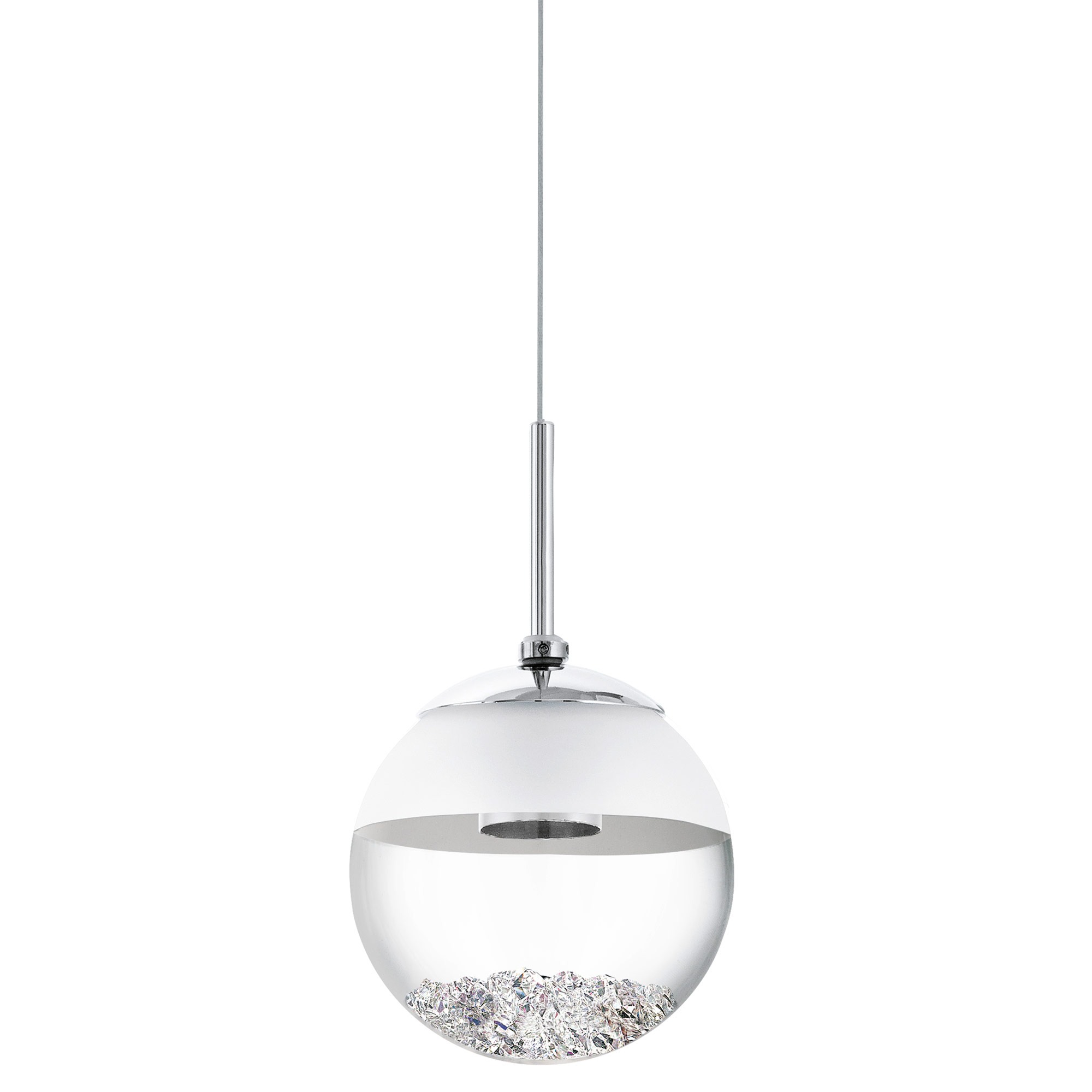 sale retailer 136c5 28f05 Montefio 1 Pendant by Eglo | 93708A