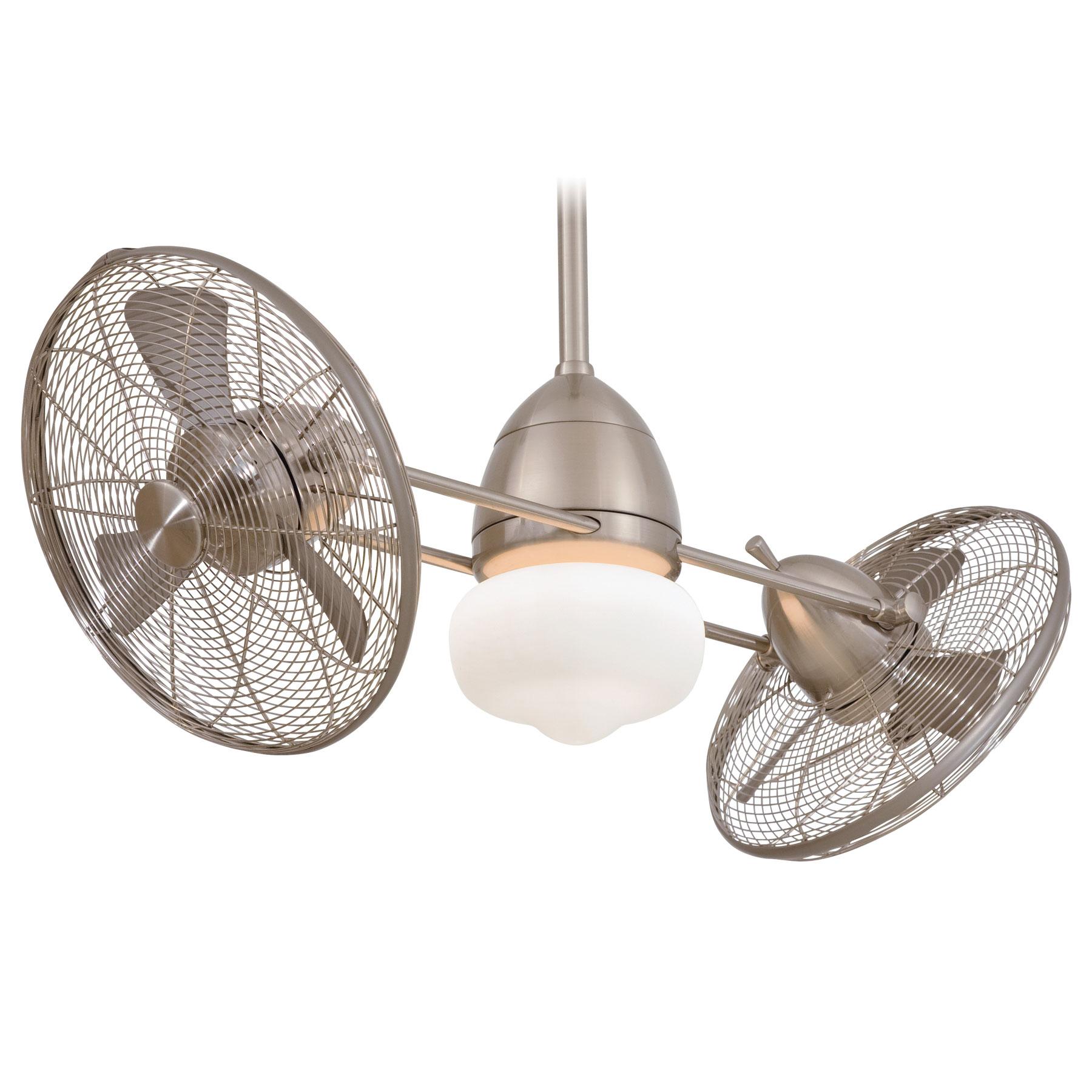 Gyro Outdoor Twin Turbo Ceiling Fan
