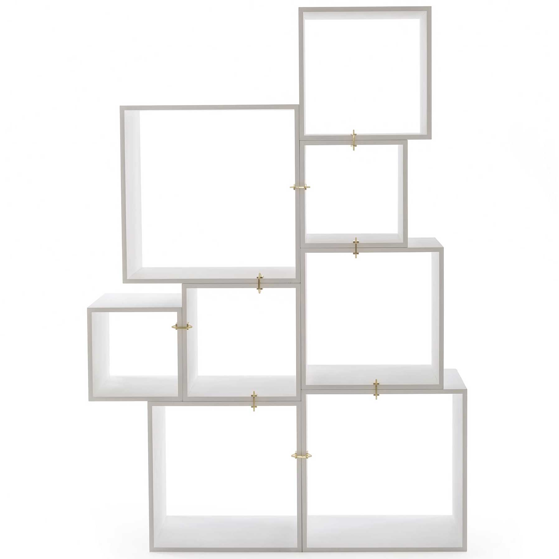 Assemblage Modular Bookcase By Seletti Sel 14911