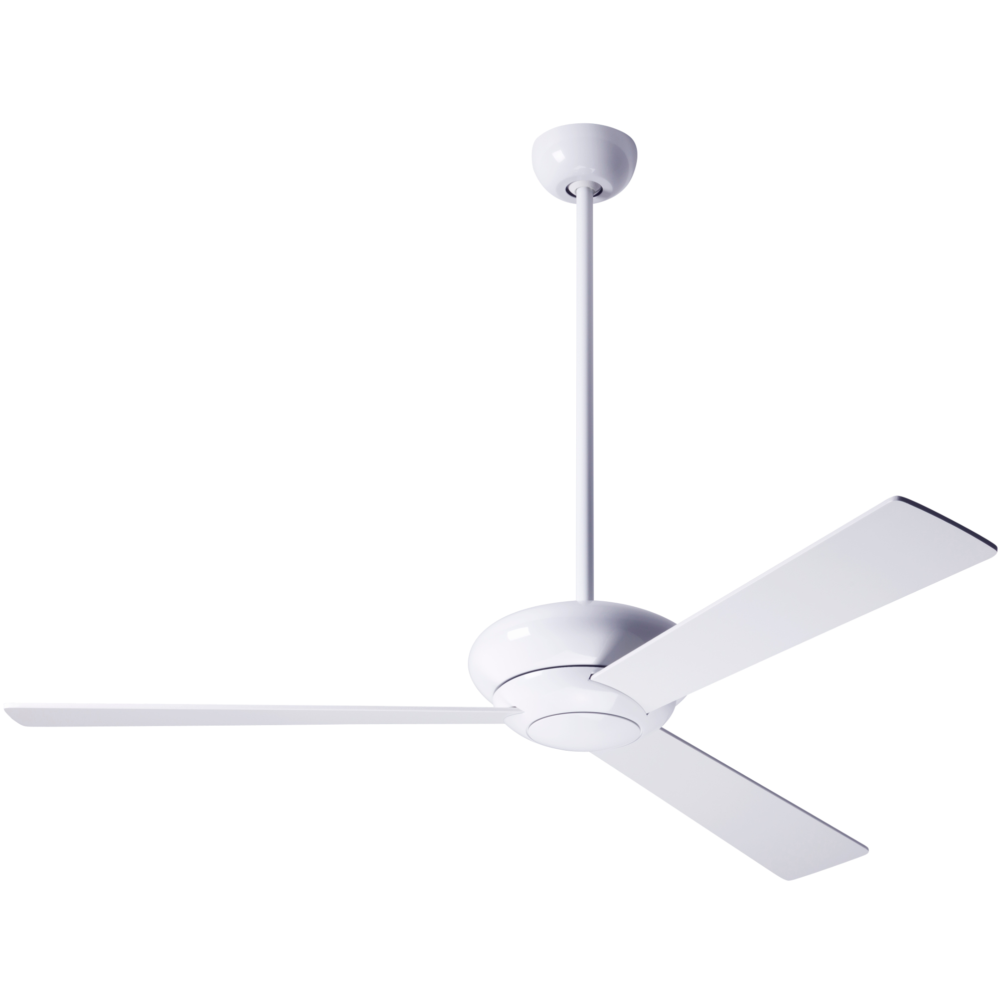 Altus ceiling fan by modern fan co alt gw 52 wh nl 003 aloadofball Image collections