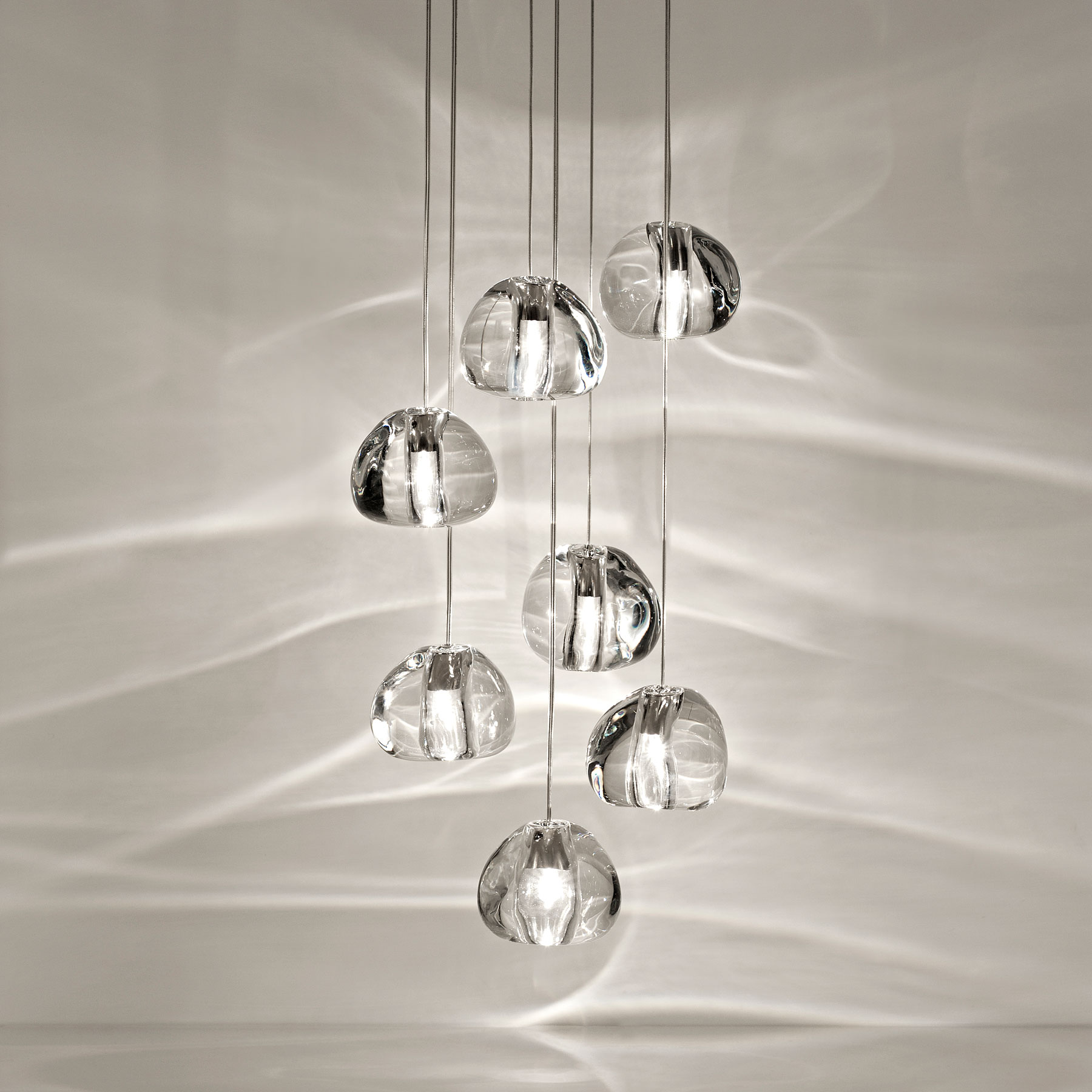 light pendant by terzani usa  rshaa - mizu  light pendant by terzani usa  rshaa