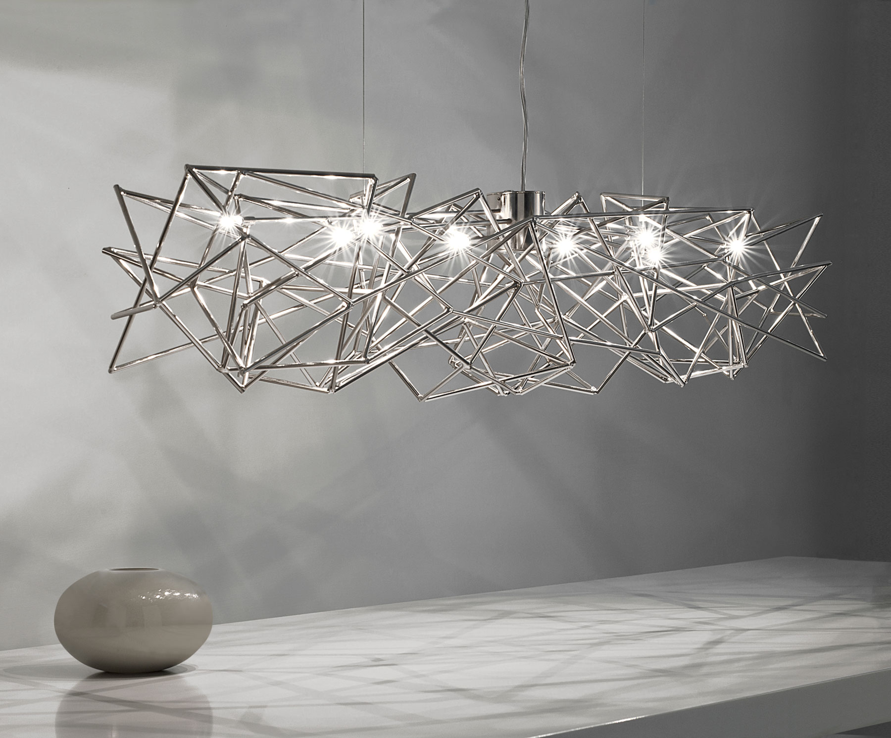 Etoile Linear Suspension By Terzani Usa