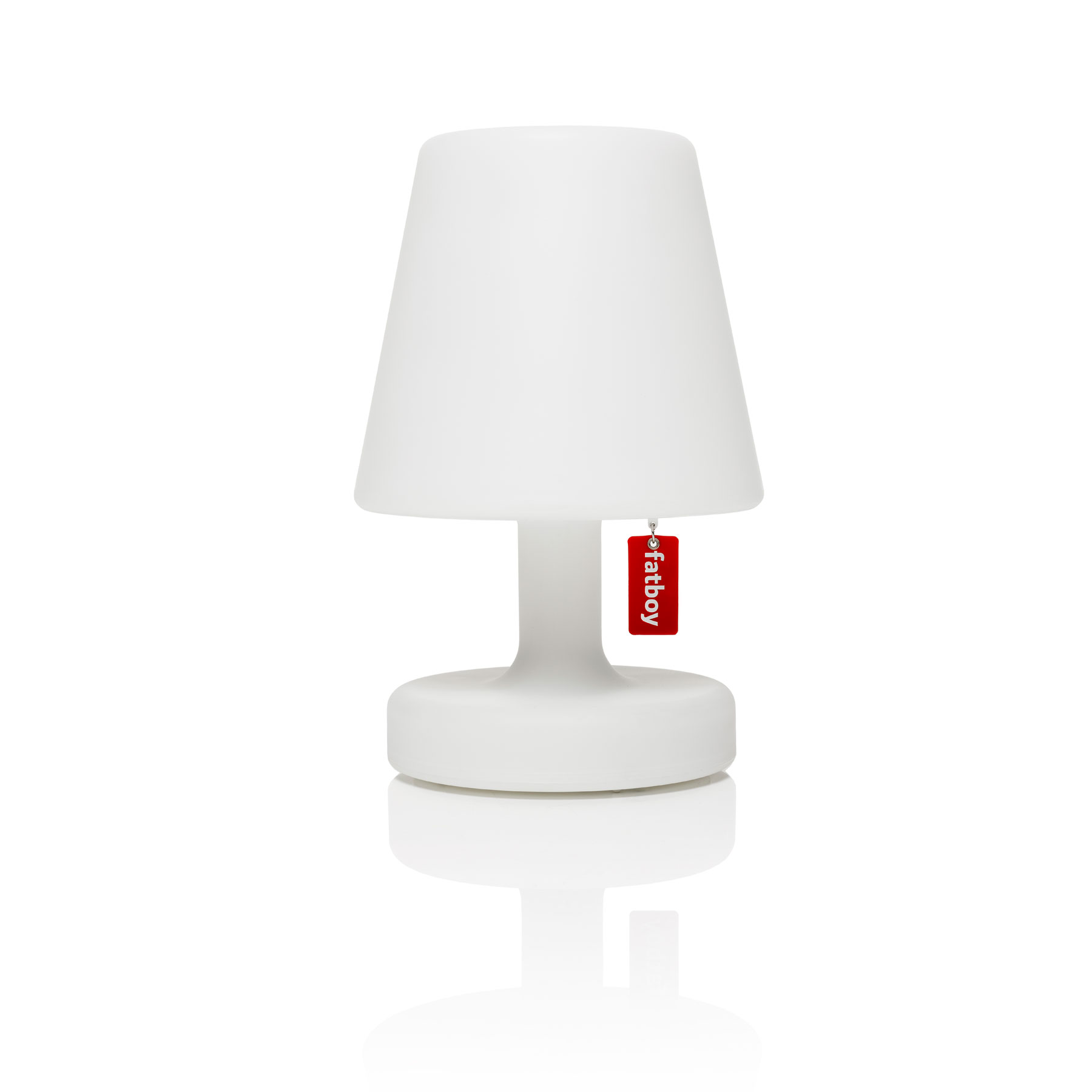 edison the petit cordless led table lamp by fatboy usa etppck wht. Black Bedroom Furniture Sets. Home Design Ideas
