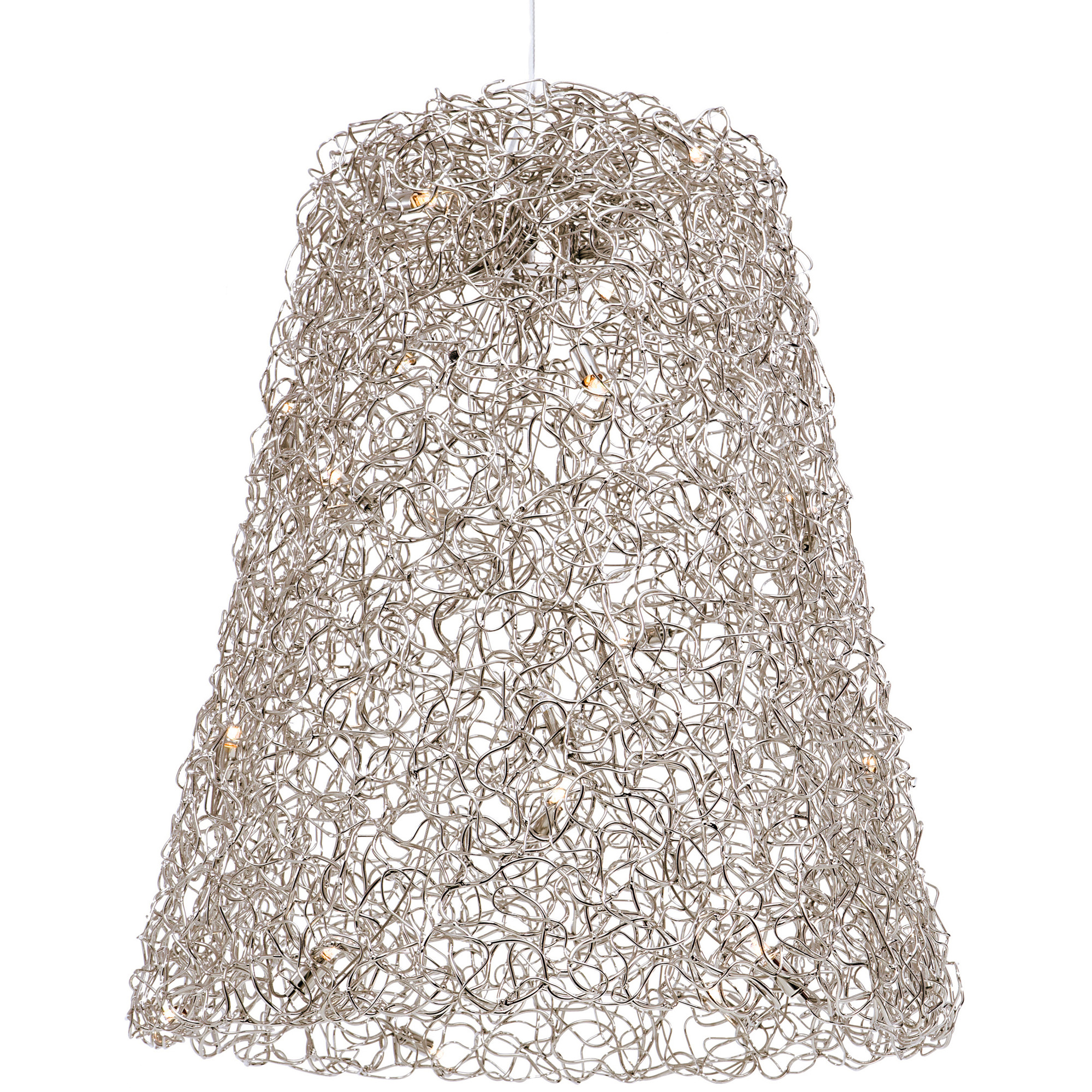 Hanging Lamp Shade: Crystal Waters Hanging Lamp Shade by Brand Van Egmond | CWSHADE60NHU,Lighting