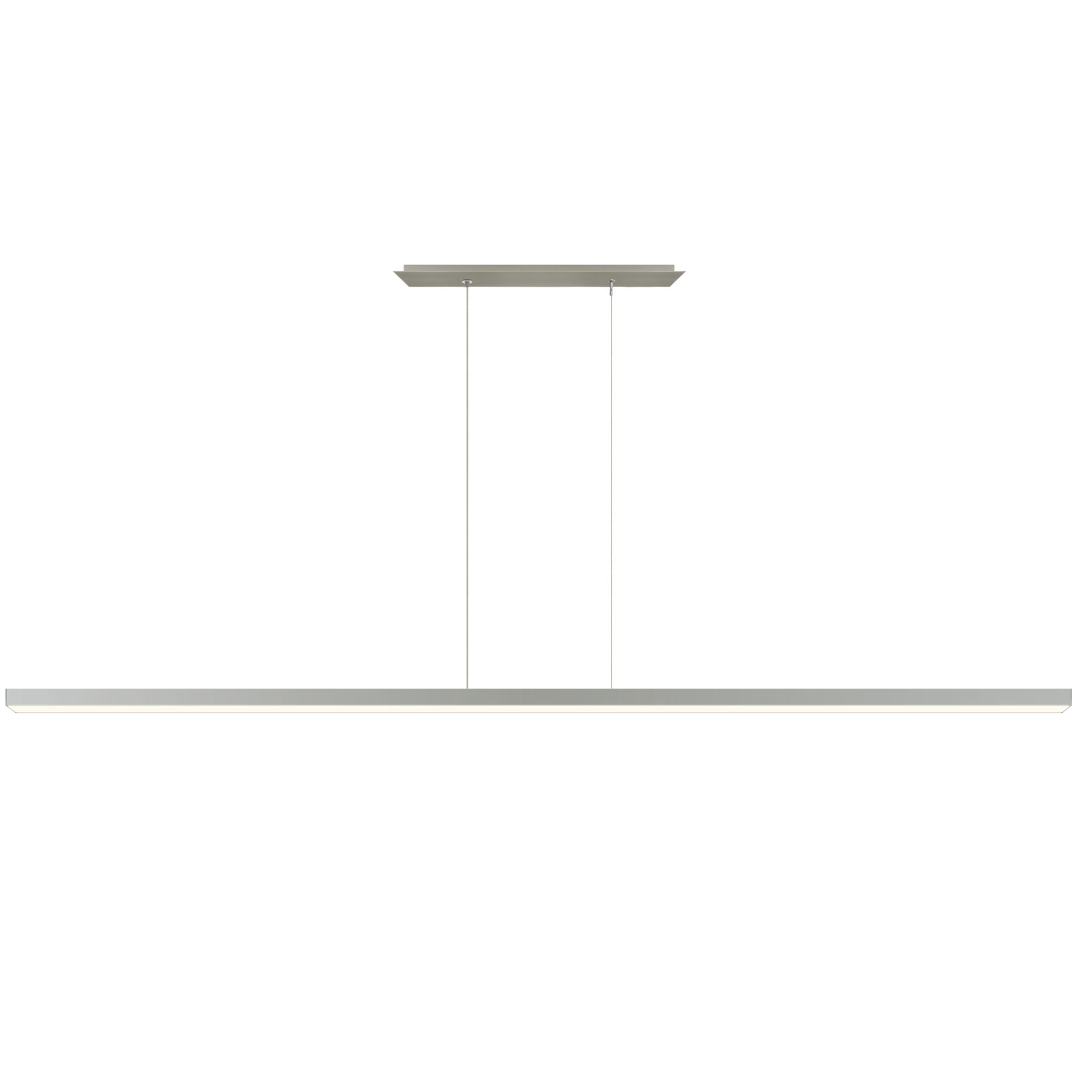 Cirrus D1 Linear Suspension W Center Feed By Pureedge Lighting Csdsp 7w C 36 27k Sn