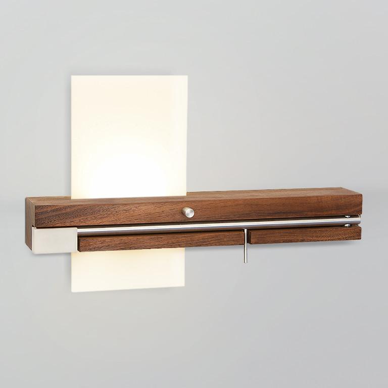 Levo Left Bedside Wall Light By Cerno