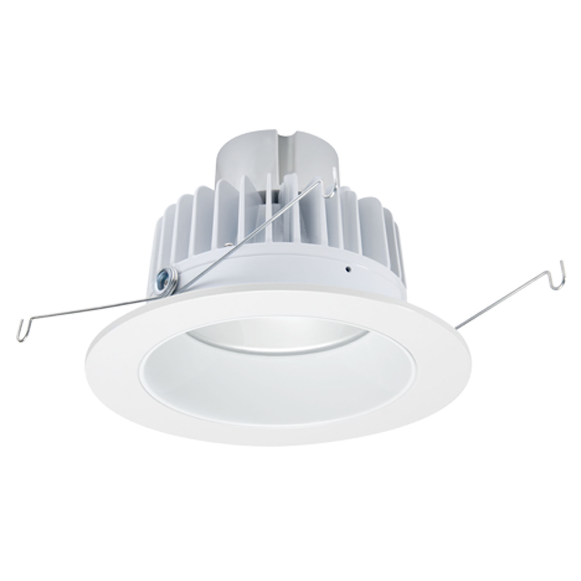 6 Series 900lm Commercial Retrofit Recessed Reflector By Elite Led Lighting 848070075012