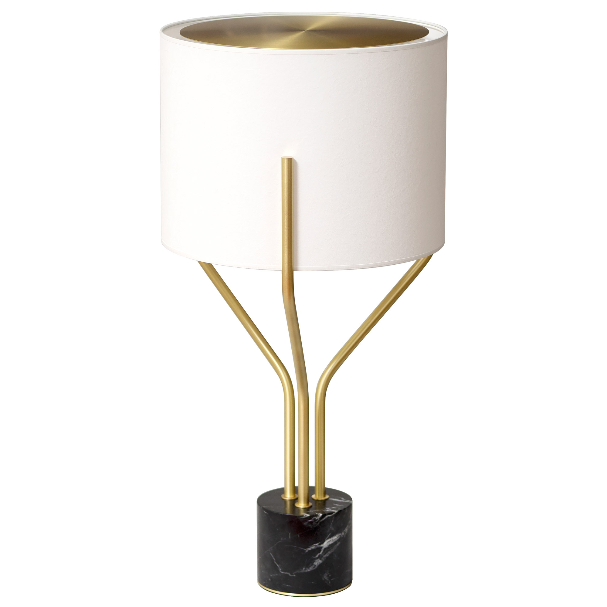 Arborescence Marble Base Table Lamp By Cvl Luminaires