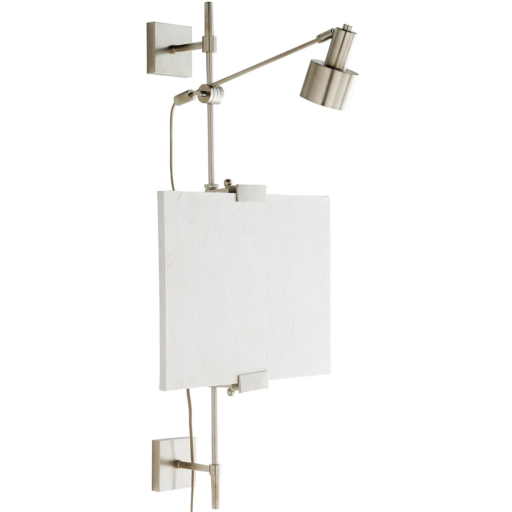 Aja Easel Wall Light By Arteriors Home Ah Ds49033