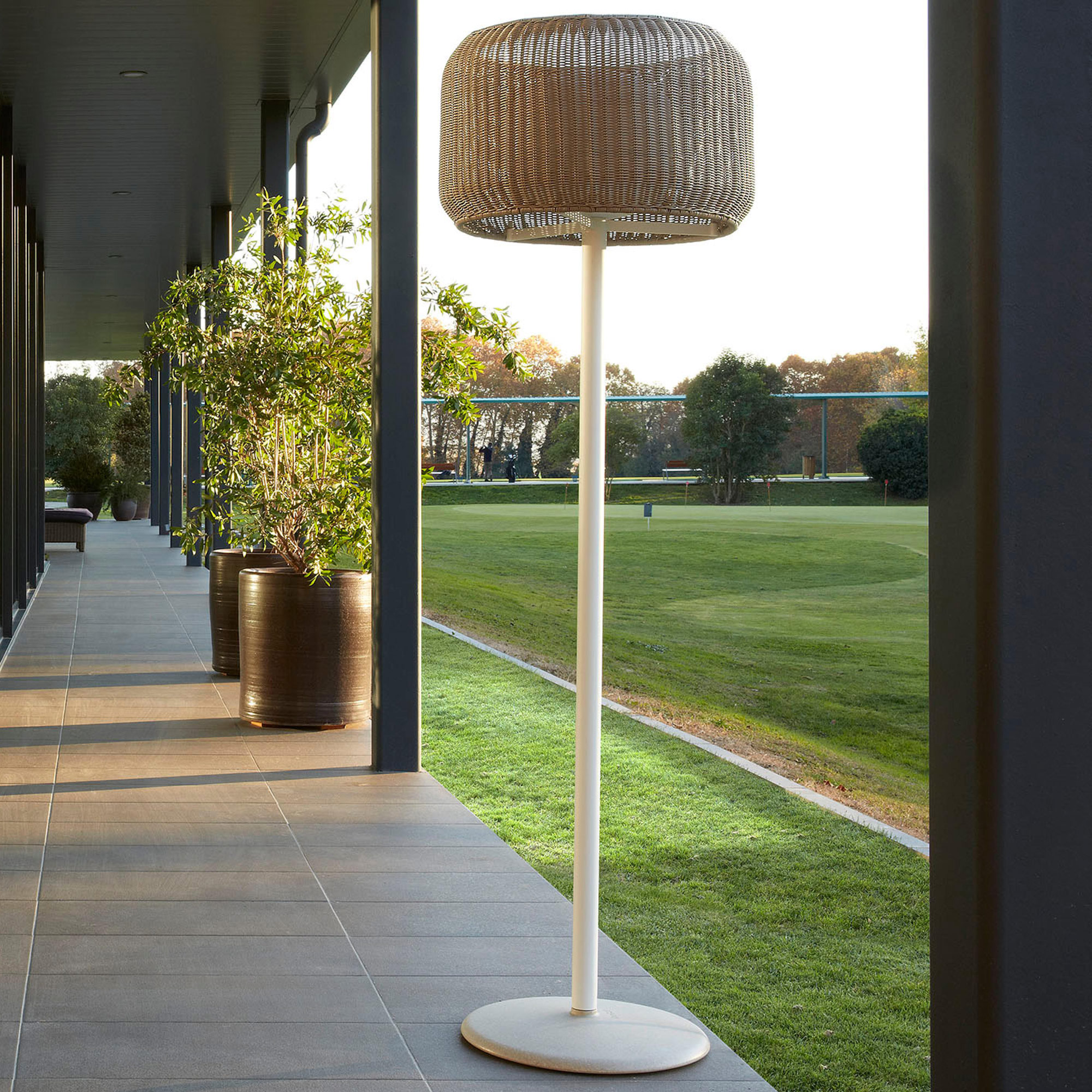 Bover3130301UP695 Floor by Fora Outdoor Lamp QdeCBrxoWE