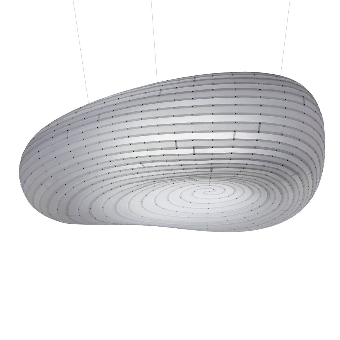 Brand: David Trubridge · Cloud Suspension Lamp