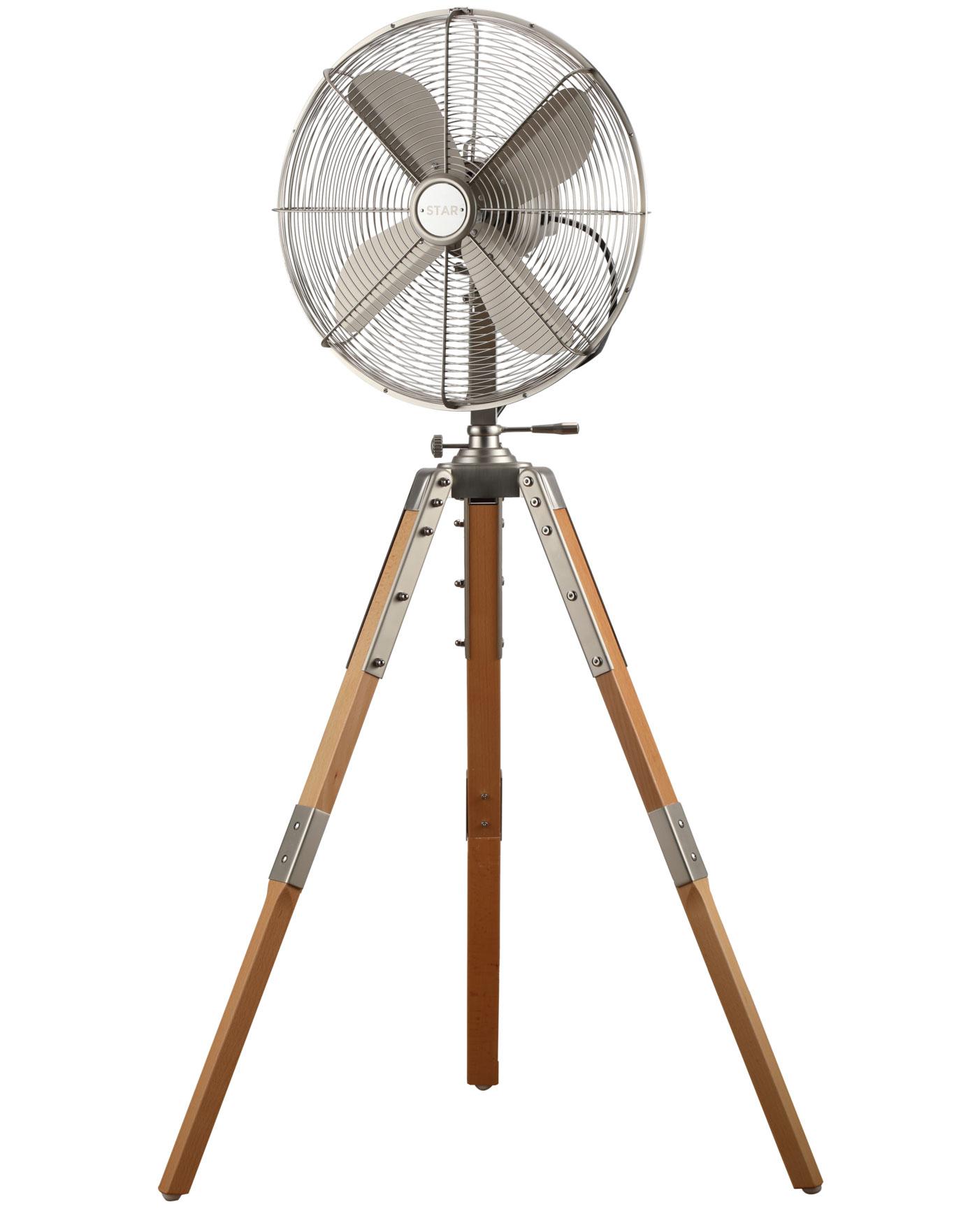 Star Tripod Floor Fan