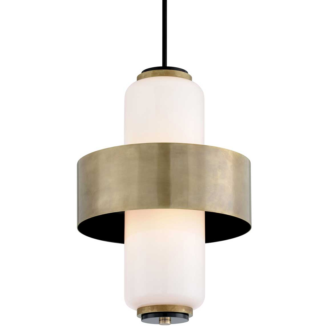 Melrose pendant by corbett lighting