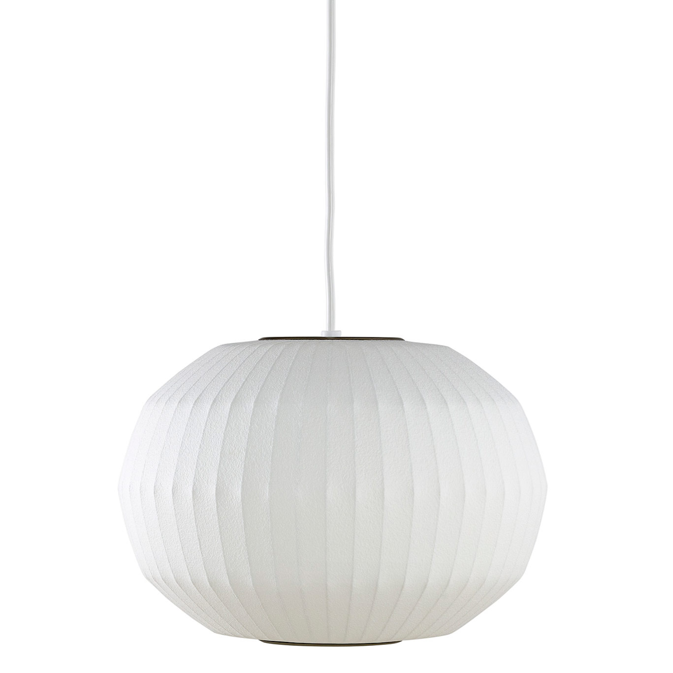 Angled Sphere Bubble Pendant By Nelson