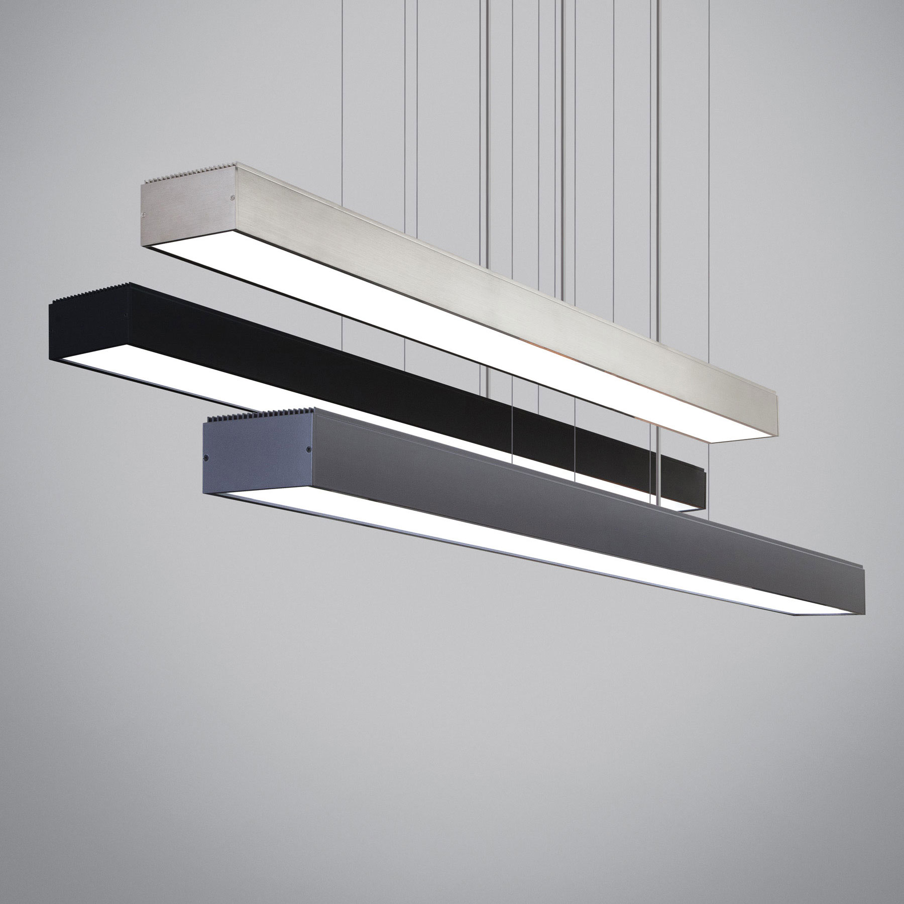 Knox Linear Suspension By Tech Lighting