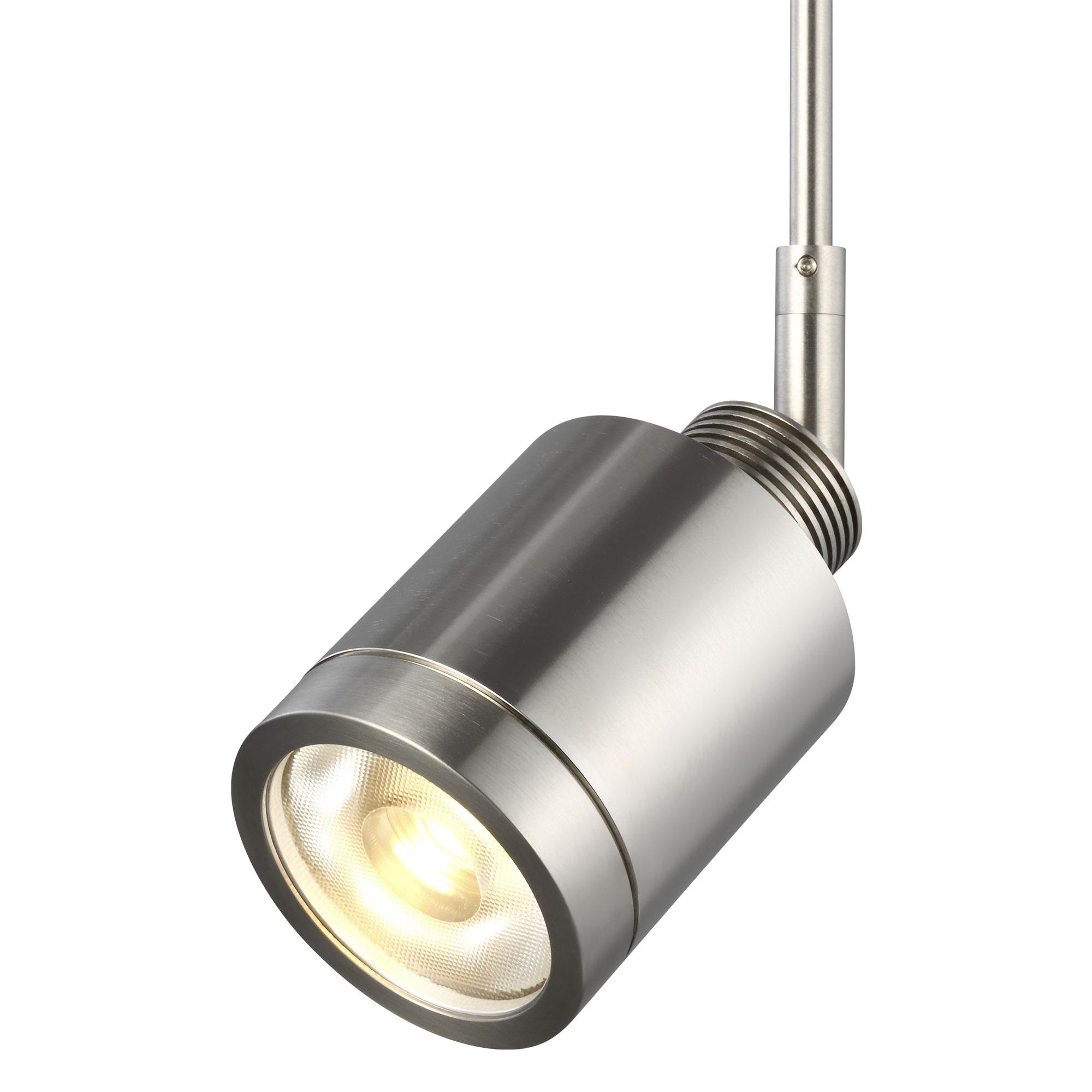Tellium monorail 2 circuit led head by tech lighting
